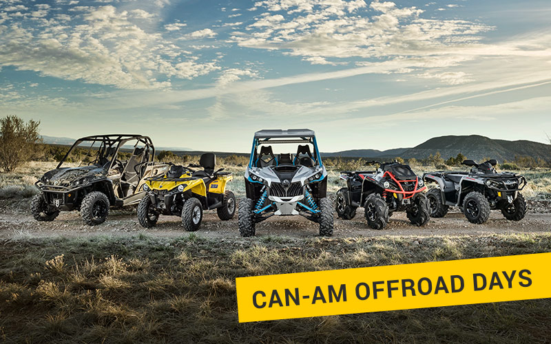 Can-Am Offroad Days – Quadmania