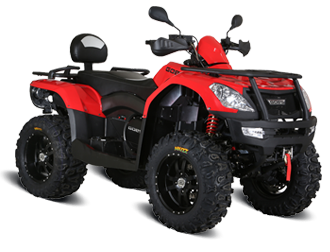 Goes ATV und SSV © Goes Europe 2010 - 2016